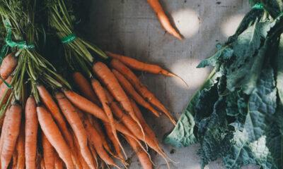 Met wortel reinig, versterk en heel je de huid