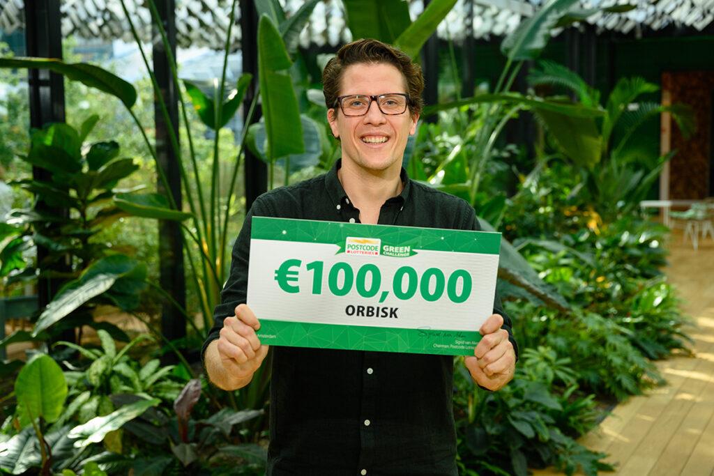 Olaf van der Veen van Orbisk – Postcode Loterij Green Challenge