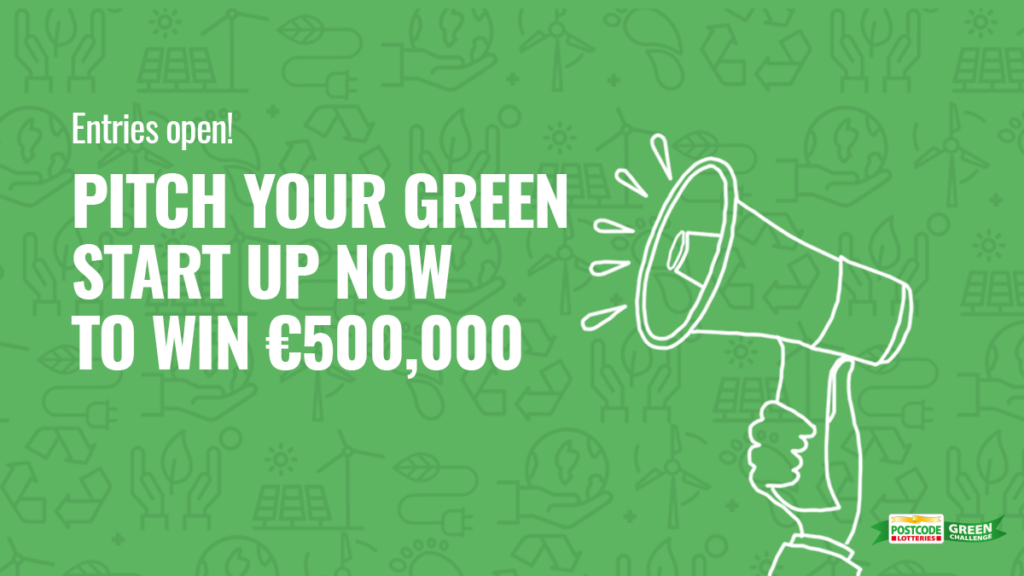 Pitch your green start-up