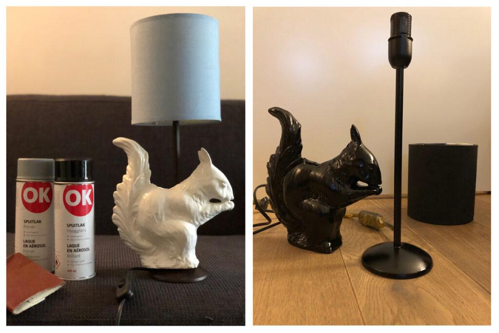 Je eigen design lamp maken: Stap 1